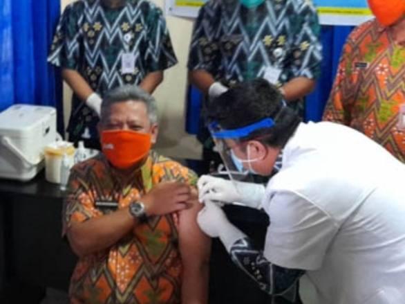 ASN Kubu Raya akan Dikenakan Sanksi Jika Sengaja Tidak Mau Disuntik Vaksin COVID-19