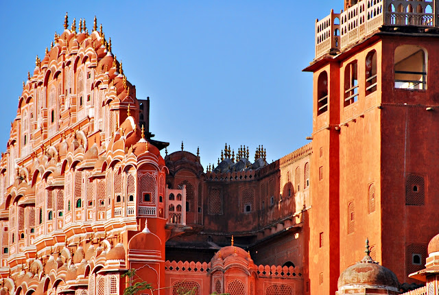 Levy Amosin in Hawa Mahal