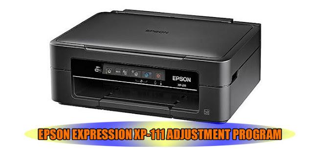 EPSON EXPRESSION XP-111