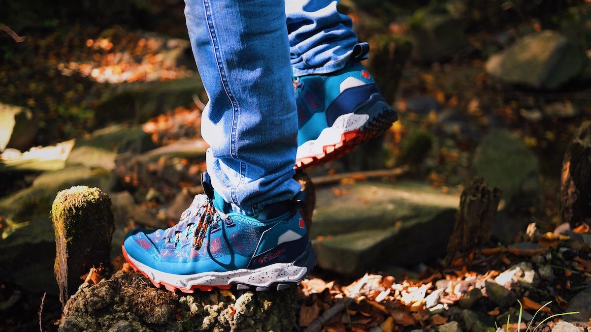 Adventure Capsule Collection   Die limitierte Sneaker Kollektion von Columbia   Flow Borough Low Alpine im Closer Look