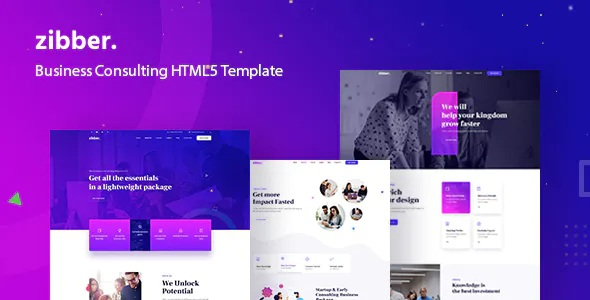 Best Business Consulting HTML5 Template