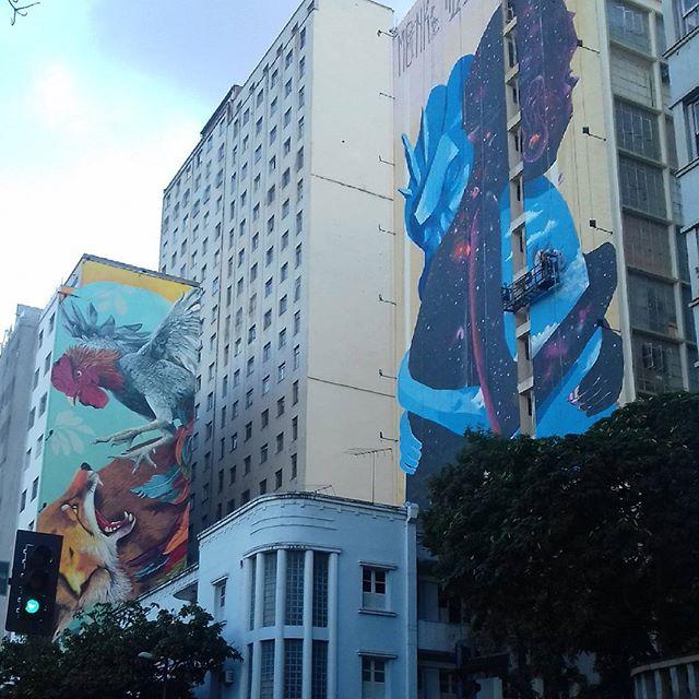 16 Gambar Graifiti Keren Terbaru 2018 Di Gedung Tembok Apartement