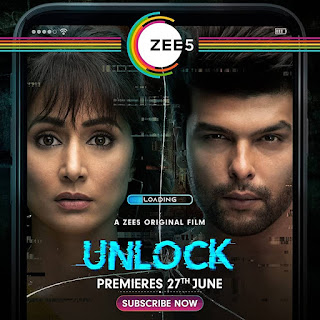 Unlock (2020) Zee5 Movie 720p 424MB Hindi HDRip