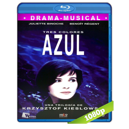 Tres Colores Azul (1993) BRRip Full 1080p Audio Dual Castellano-Frances 2.0