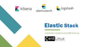 Install Elastic Stack on CentOS 8