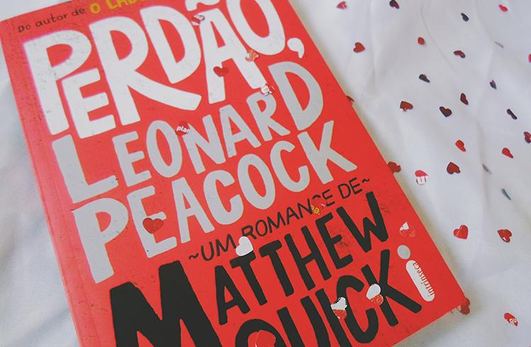 Resenha Perdão, Leonard Peacock