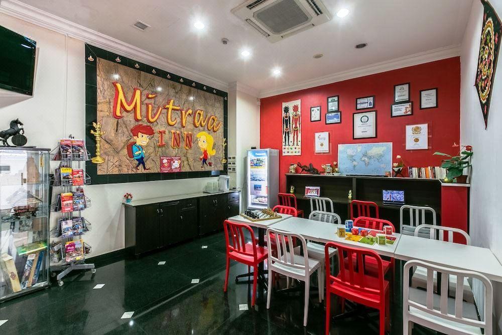 review hotel hostel penginapan murah mitraa inn singapore nurul sufitri travel blogger lifestyle culinary