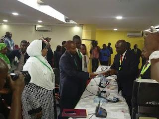 Abduba Dida for presidency 2017. PHOTO | Courtesy