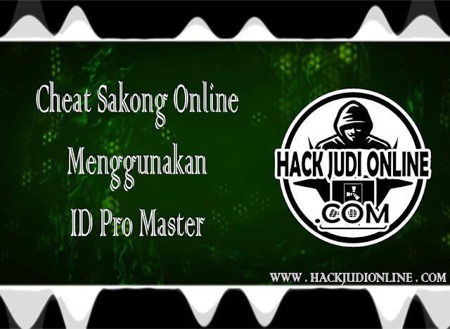 Cheat Sakong Online Menggunakan ID Pro Master