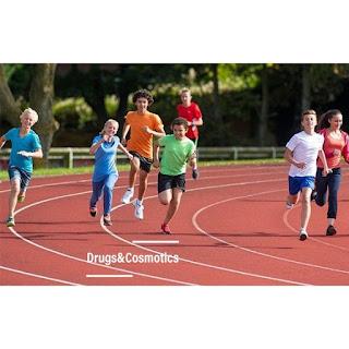 الرياضه والاطفال