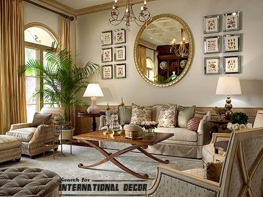 Architecture & Decoration: How To Create A Genuine Classic Interior ...