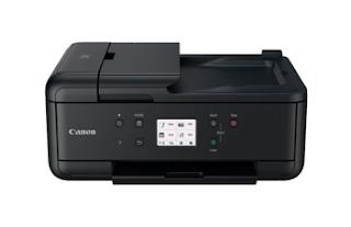 Canon PIXMA HOME OFFICE TR7660 Driver Download