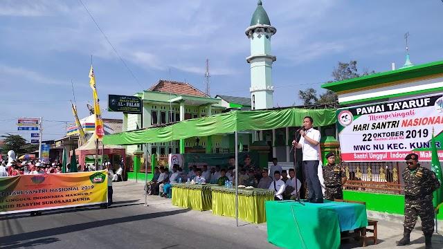 HSN 2019, Santri Tak Lagi di Pinggir