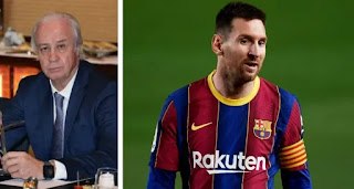 Barca owe Leo Messi more than €60m due to be paid by February 1