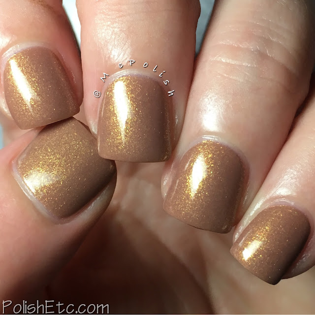 Native War Paints - Nude Attitude Collection - McPolish - Nudist