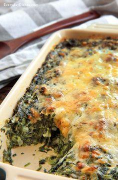 Spinach Gratin #recipes #vegetable #vegetablerecipes #food #foodporn #healthy #yummy #instafood #foodie #delicious #dinner #breakfast #dessert #lunch #vegan #cake #eatclean #homemade #diet #healthyfood #cleaneating #foodstagram