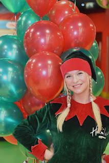 Matt Rakowski Elf Party Hamleys