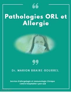 Pathologies ORL et allergie