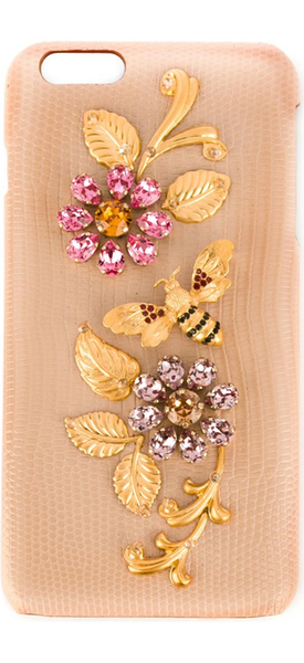 DOLCE & GABBANA  embellished iPhone 6 Plus case