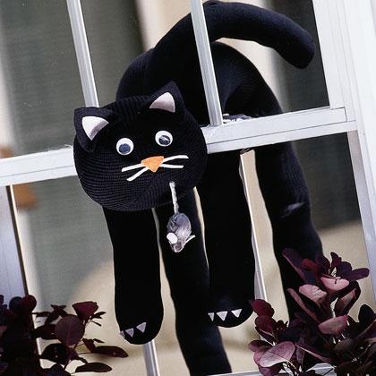 Jet-Black Cats Craft