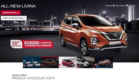 Nissan Indonesia Harga Mobil Nissan