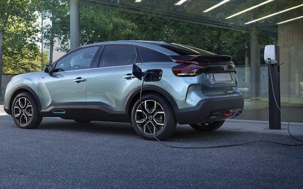 Novo Citroën Ë-C4 elétrico