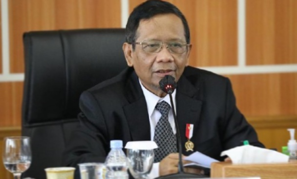 Pemerintah resmi melarang FPI