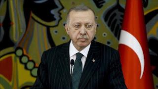 أردوغان: هناك موجة نزوح من إدلب نحو حدودنا وقد اتحذنا التدابير