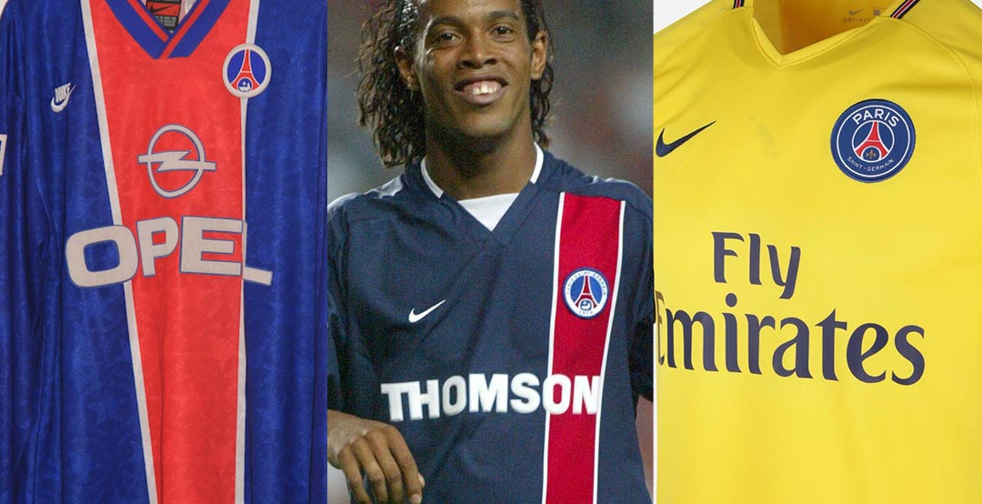 the best attitude 307cb be250 Top 10 Paris Saint-Germain Kits In History | Futbolgrid