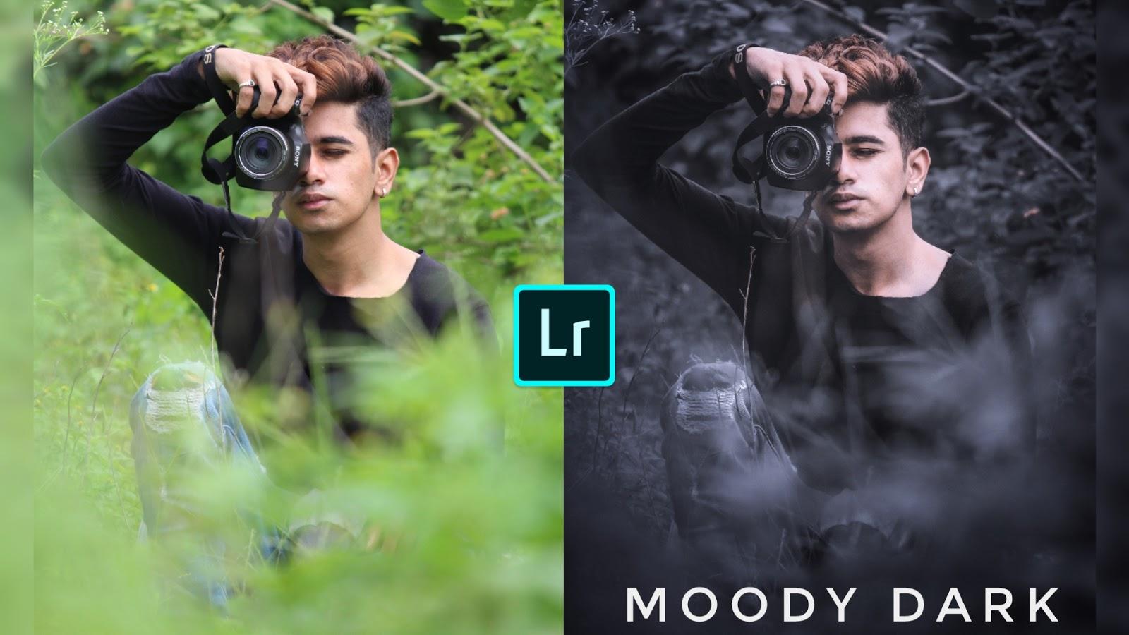 dark moody lightroom presets, lightroom mobile presets, lightroom presets