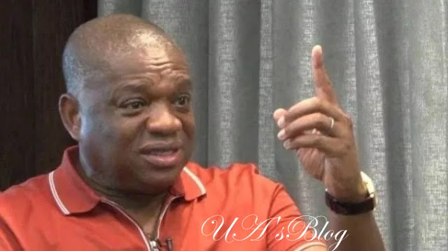 Orji Kalu Breaks Silence On Cancelling Trip To Germany Over IPOB Threats