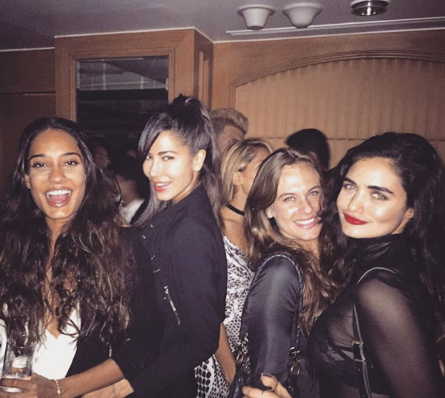 Lisa Haydon In Party