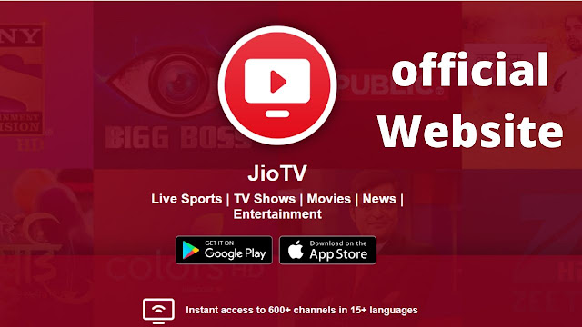 Jio Tv Website