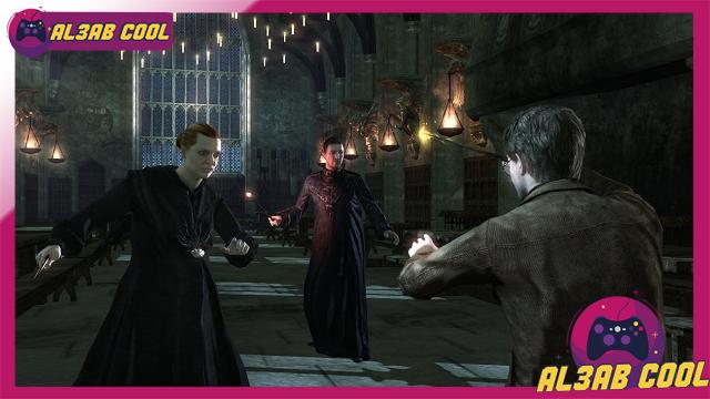 تحميل لعبة Harry Potter and the Order of the Phoenix ps2 من الميديا فابر