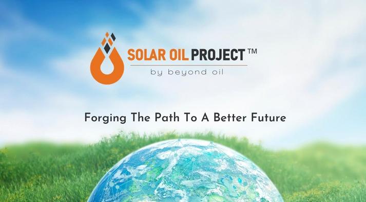 Kryptowährung des Solarölprojekts