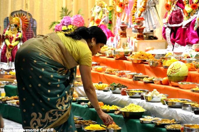 Hindu God's Favourite Food Items