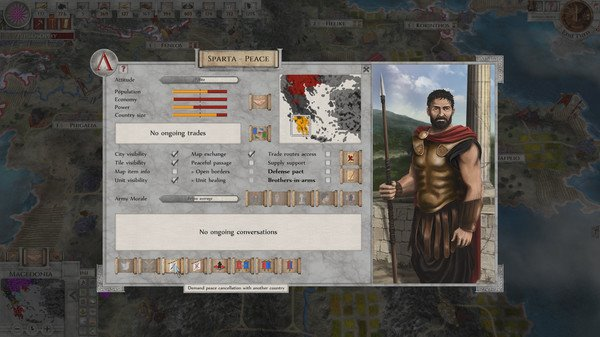 Imperiums: Greek Wars (2020) PC Full Español