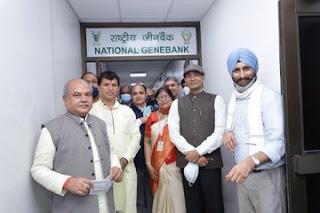 World's 2nd largest 'National Gene Bank'