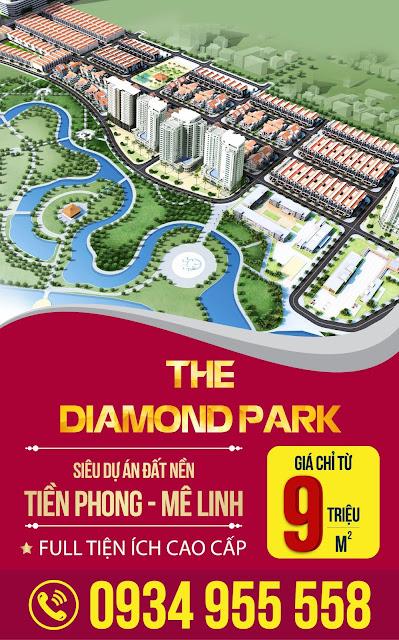 Chính sách bán hàng Dự An the Diamond park