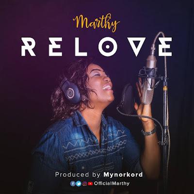 Marthy - Relove Lyrics