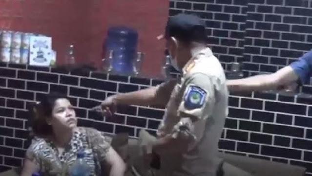 Pemkab Gowa: Wanita Dipukul Oknum Satpol PP Tidak Hamil!