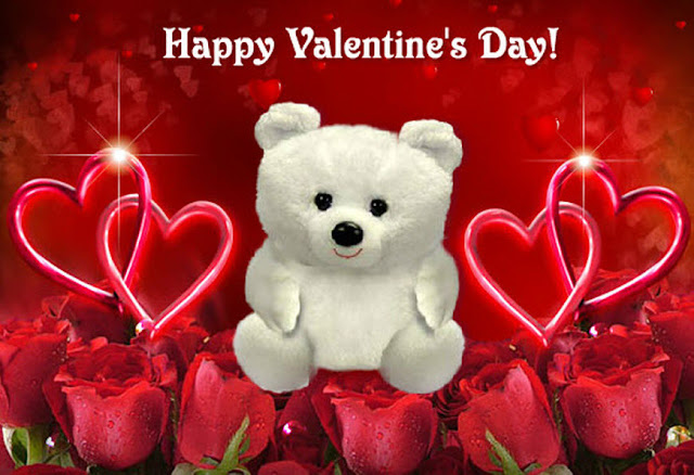 Happy Valentines Day Teddy Bear Pictures