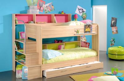 Panduan Memilih Tempat Tidur Tingkat untuk Anak