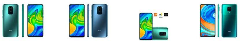 Ofertas de Smartphone Xiaomi Redmi Note 9