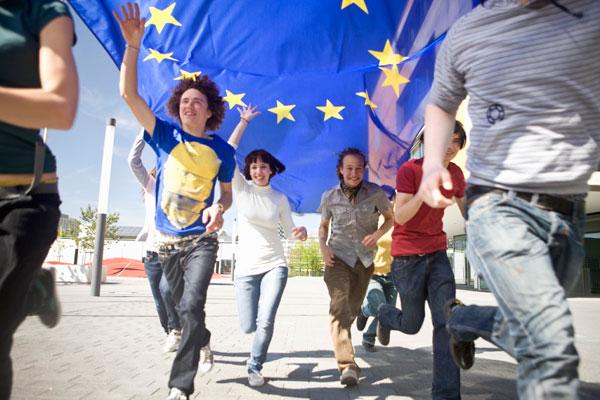 Uni Eropa Hadir untuk Generasi Z