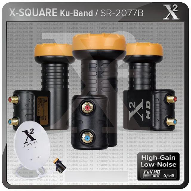 Digital Universal LNB HD For Satellite TV Receiver Hight Gain Low Noise KU BNAD LNBF