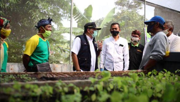 Kampung Hejo Sae Pasanggrahan Ujungberung Jadi Proyek Percontohan RW Terpadu