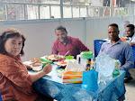 PENUH KEKELUARGAAN, FELLOWSHIP IN GRACE SILATURAHMI BERSAMA MAHASISWA PAPUA