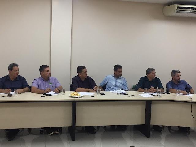 Câmara de Senador Canedo participa de debate para melhorias no transporte coletivo