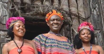Laki-laki kamerun dapat warisan 72 janda dan 500 anak